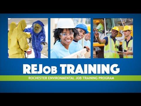 Rochester Environmental Job (REJob) Training Program