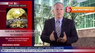 401K Rollover To Gold IRA Increasingly Popular - BREAKING NEWS