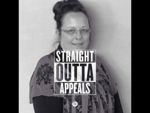 Kentucky Clerk jailed (and living in sin)