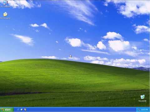 windows xp on 32MB ram pc