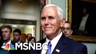 Is There Strategy Behind Vice President Mike Pence