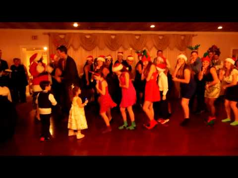 Sean and Cassie Rocks' Wedding: All I Want For Christmas Is You!