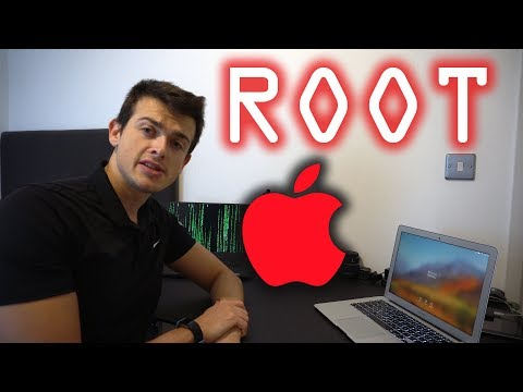 Apple Mac OS X root access without password vulnerability #iamroot