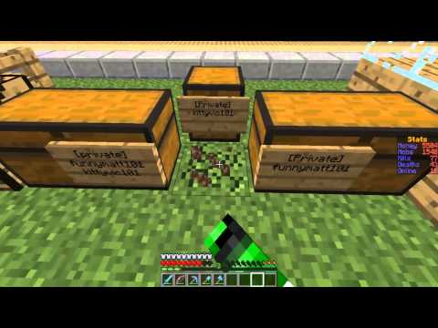 Minecraft 1.7.10 How to get into Private Chests On Servers!