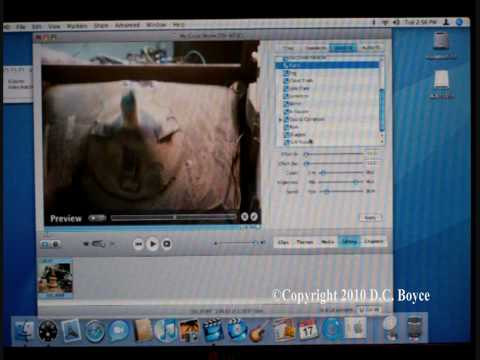 How to Import Video into iMovie on a MAC Computer