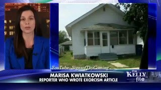Strange Story Of Woman & Kids Reportedly Possessed By Demons / Indiana Feb 04, 2014