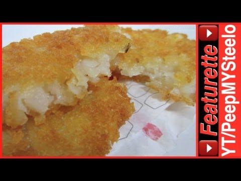 Frozen Hash Brown Patties in Perfect Crispy Baked Recipe From Fast Food Drive Thru Breakfast