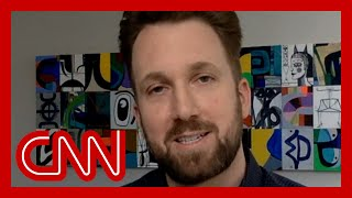 'Daily Show's' Klepper reveals what happened at Trump rally