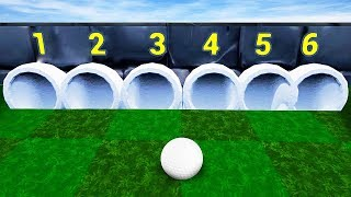 GUESS THE HOLE IN ONE! (Golf It)