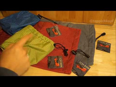 Best $20 and $50 TOM BIHN travel gifts - Yarn and Laundry stuff sacks!