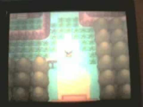 Pokemon Diamond Pearl Mew Encounter