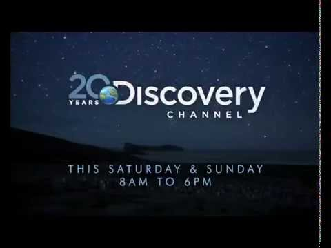 Celebrating 20 Years Discovery Channel India