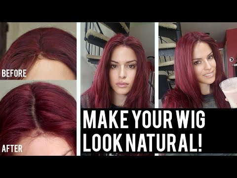 How to Make a Lace Wig look Natural - Tips & Updated Review