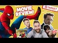 Spider Man Homecoming Family Movie Review Exclusive Spider Man Comic Book