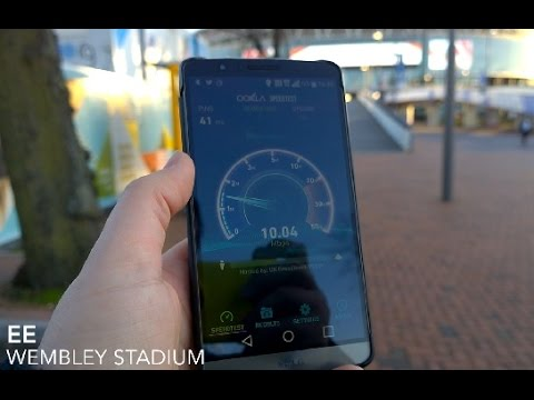 4G Network Testing in London, March 3rd 2015 - EE, Three, O2, Vodafone (LTE Cat 4)