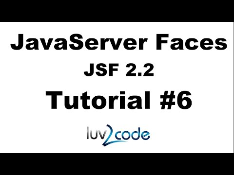 JSF Tutorial #6 - Java Server Faces Tutorial (JSF 2.2) - Installing Eclipse on MS Windows