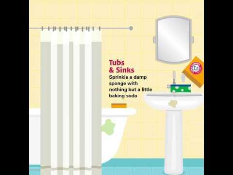 3 Timesaving Bathroom Cleaning Hacks