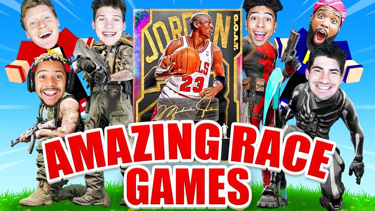 2HYPE Amazing Gaming Race!