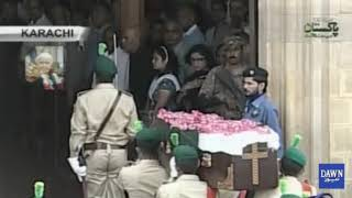 State funeral with full national honors for Dr Ruth Pfau in Karachi