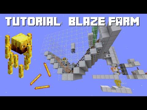 Minecraft: Blaze Farm (1.8.X)