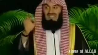 ONE sentence made all christian students quiet - mufti menk funny story