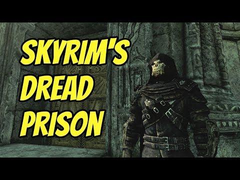 Dread Prison | A Skyrim Special Edition Mod |