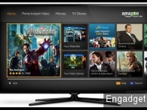 Report: Amazon Eyeing Live TV Internet Service