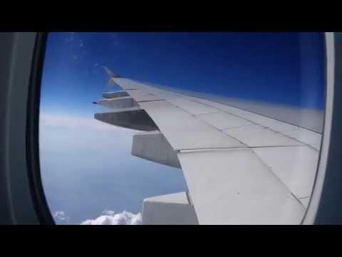 Qantas A380-800 QF94 LAX to Melbourne