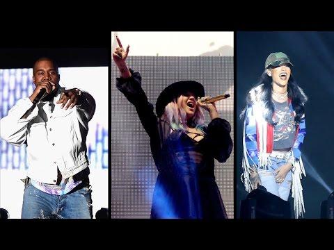 Top 11 Surprise Performances From Coachella 2016!