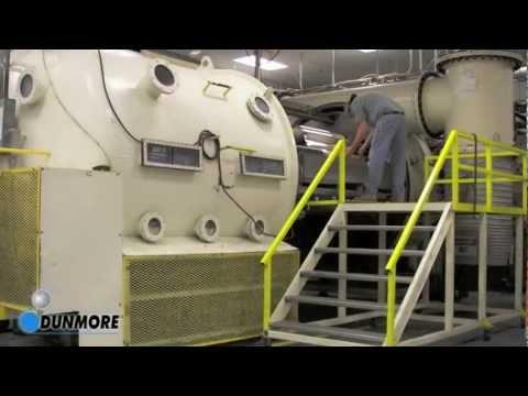 Vacuum Metallizing Process - Dunmore Corporation