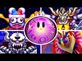 Evolution Of Final Bosses In Kirby Games 1992 2018