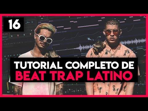 TUTORIAL COMPLETO: Crear un beat de trap latino (FL STUDIO 12)