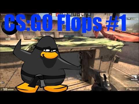 CS:GO Flops #1 - NinjaRekt