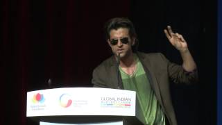 Hrithik Roshan speaks to students | GIIS leadership Lecture Series 2013 | Part 2