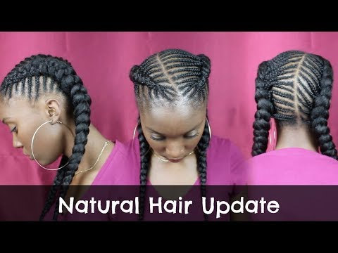 Natural Hair Update + Details about maintaining my protective style  | Ohsolimitless