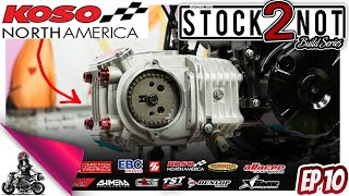 Honda Grom KOSO 170cc 2v & 4v Big Bore Kit (0-72mph & 0