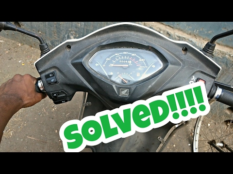 Handle vibration solution for all scooters | Honda Activa 3g