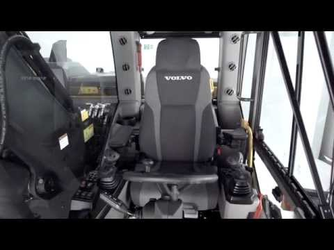 Volvo E-series wheeled excavators: operate with ease