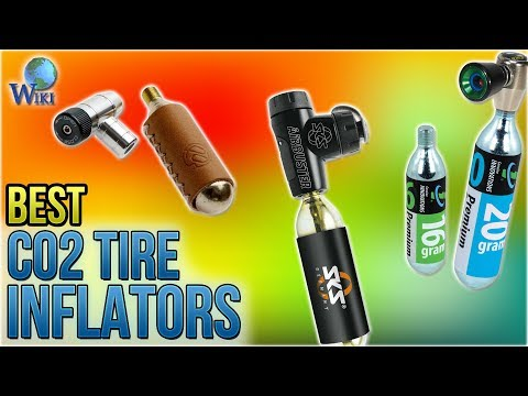 10 Best CO2 Tire Inflators 2018
