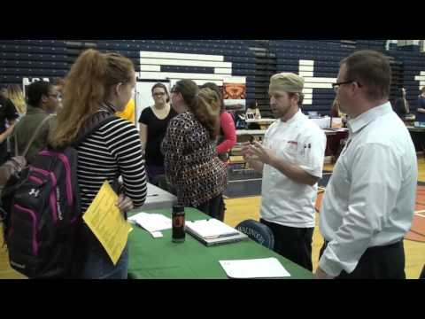 Students Learn About Local Career Options at Emmet County Expo
