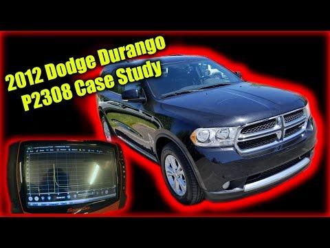 2012 Dodge Durango P2308 Case Study