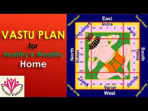 How to make vastu plan for house|vastu home plans|Vastu tips for home in HindiJovial Talent
