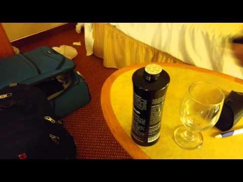 Sneak Alcohol on Cruise Ship Easily