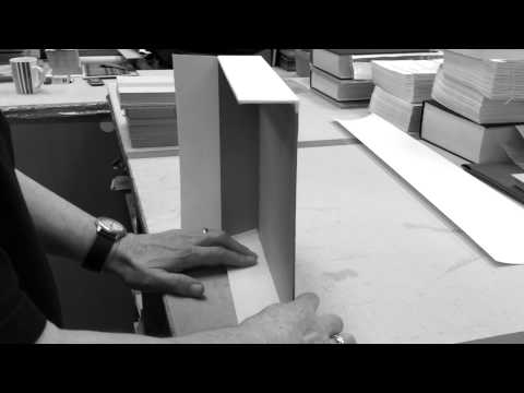 FF Allsopp & Co Ltd Bookbinders - Handcrafted Clamshell Box