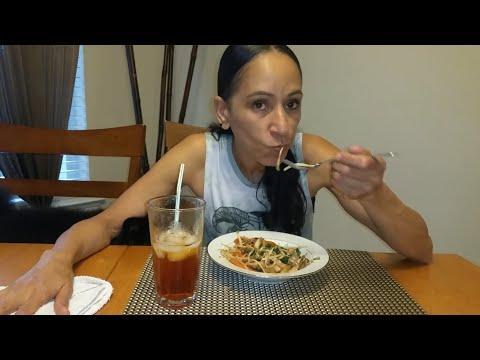 Cinco De Mayo Chicken Lo Mein Recipe Food Review - Cindys Kitchen