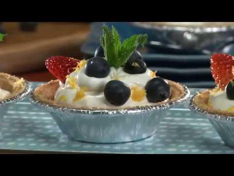 No-Bake Lemonade Cheesecakes