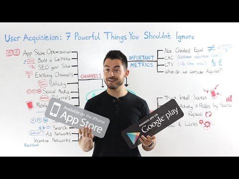 Mobile App User Acquisition: 7 Powerful ways to attract users for 2016   Pulsate Academy