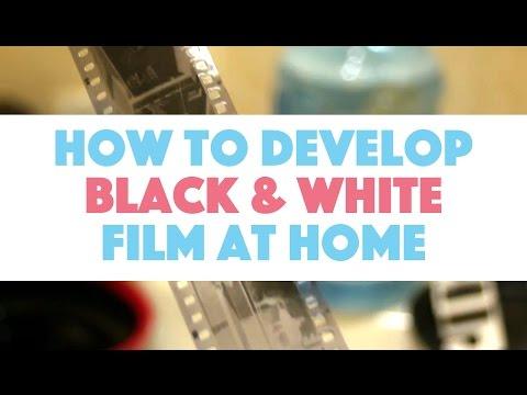 How to Develop Black & White Film