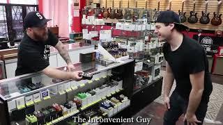 Download Every Guitar Store Guitarist Video