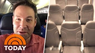 The Middle Plane Seat May Be The Best Soon With Revolutionary Design | TODAY